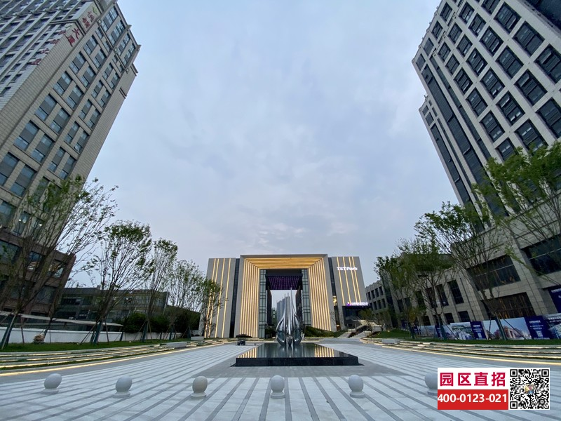 G2765 启迪协信 上海奉贤南桥独栋研发生产办公厂房出售 独栋单层火车头 2496平、2639平 双层研发厂房1700平起 独栋三层1248平起