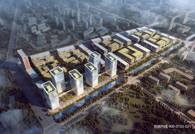 G2772 南京六合雄州工业园区厂房仓库研发办公楼出售 600平米起可分割出售 中南高科 4000元起/平