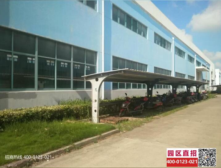G2778上海浦东万祥标准厂房出租2100平方米 单层层高8.2米 可改造增加航车 104地块