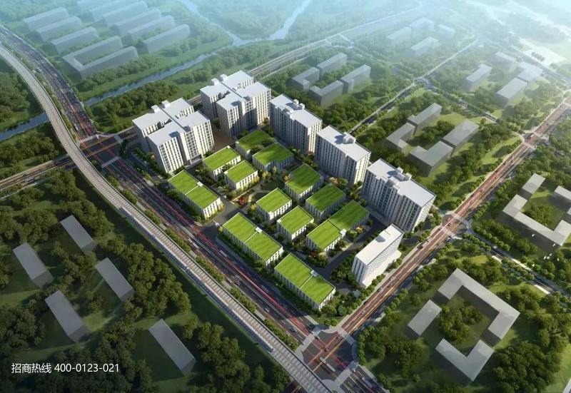 中南高科·中山智能制造装备产业园 广东中山研发办公厂房出售