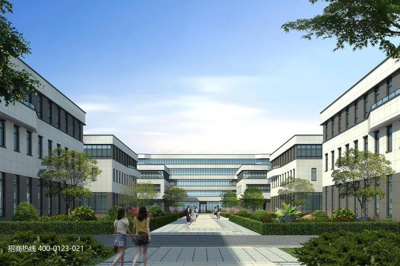 中南高科·仪征智慧工业园 江苏扬州仪征研发办公厂房出售