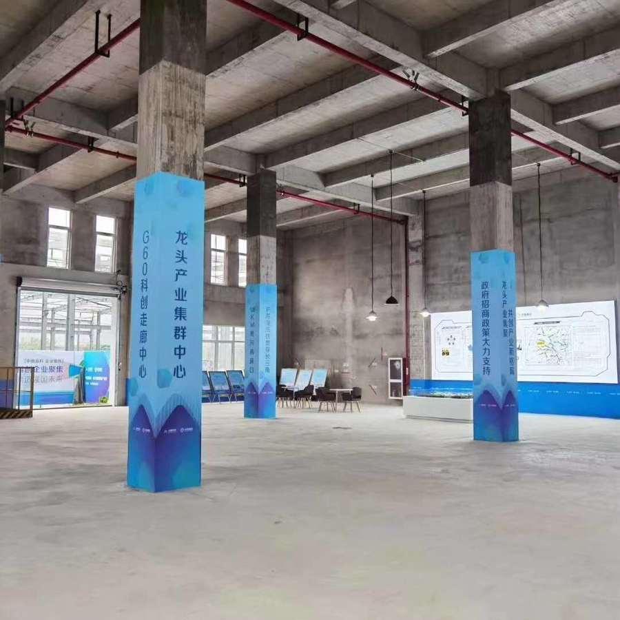 湖州长兴县煤山镇1500-8000平全新标准厂房出售 二、三层独栋厂房 50年产权 可贷款