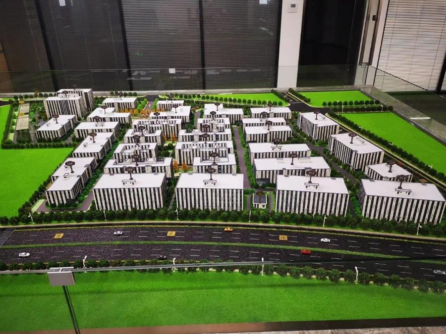 南通港闸地铁上盖研发办公厂房出售 总部信息科技5G半导体智能制造 智车城都市工业综合体 2000平起售