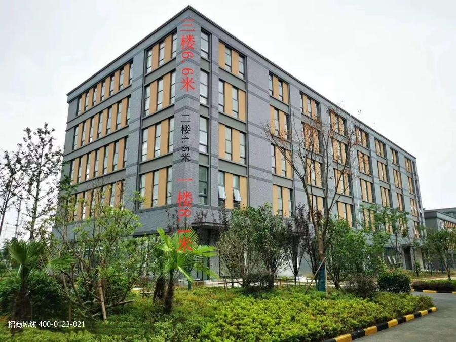 G2861 中南高科 南京都市圈滁州南谯智造小镇 三层标准厂房出售 1200平起