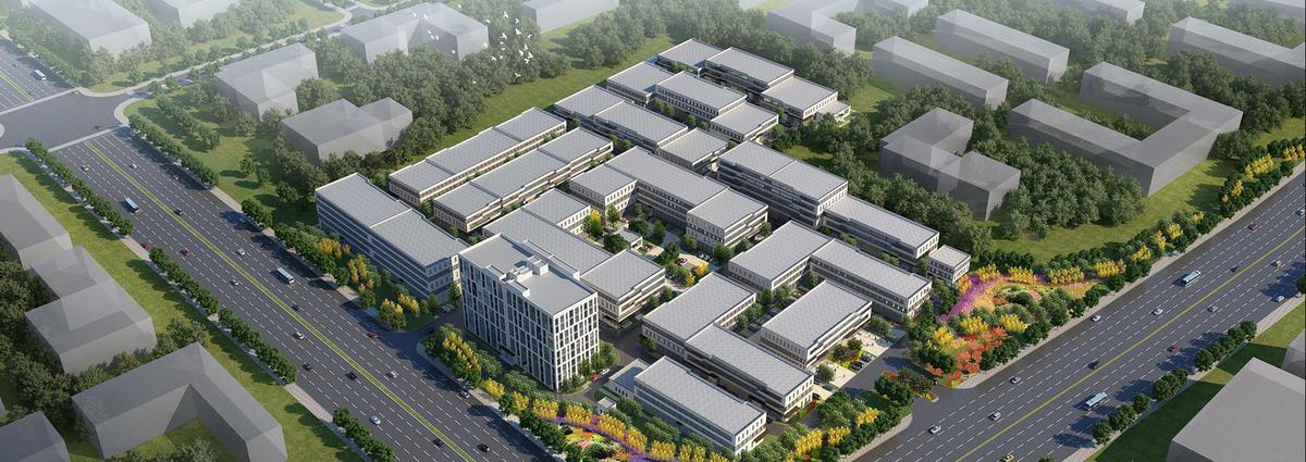 广东江门台山工业新城 标准厂房出售 2层3层5层厂房出售 9层厂房可分层出售 1500平起售 项目介绍PPT
