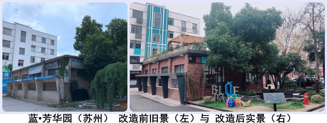 神来之笔织补更新老旧厂房 江苏蓝园打造城市文化发展新空间