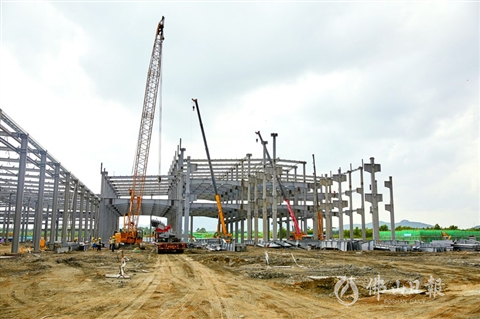 高明:推动形成高端装备制造业集群 2020年部分重点项目亮相