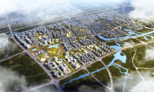 奋进十四五打造合肥东部工业新城