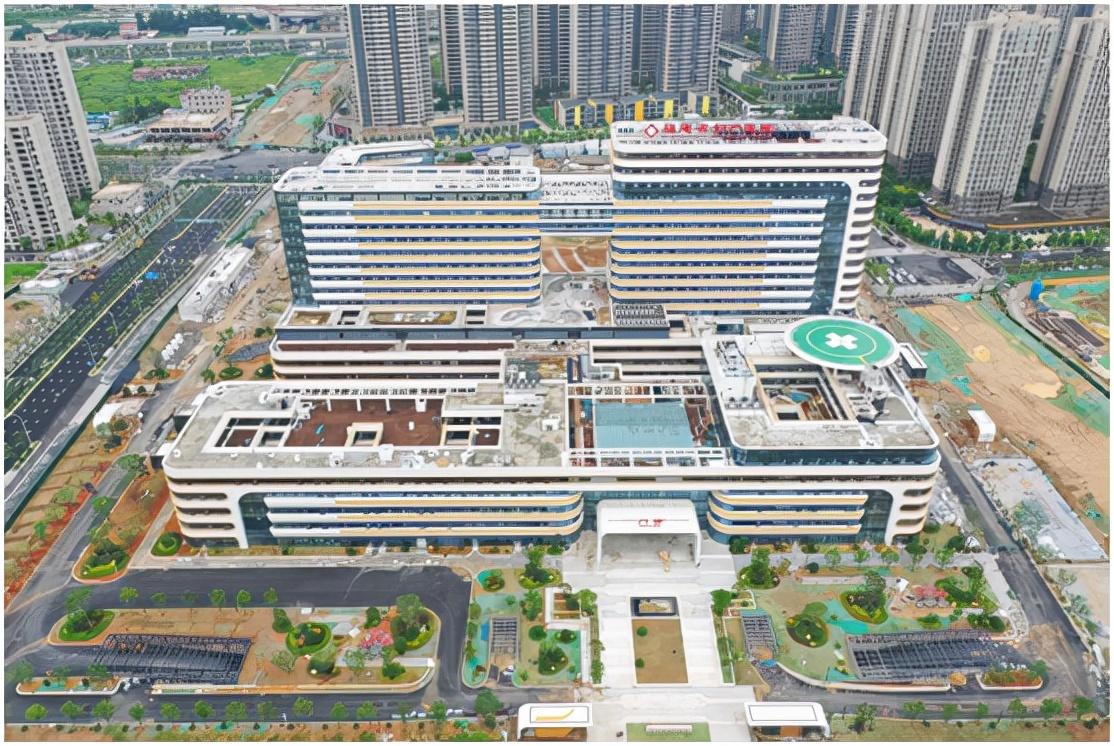 福建省第一所省级公立三甲妇产专科医院即将开诊