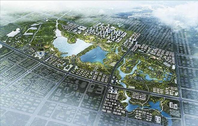 龙湖·春江紫宸确定!少荃湖片区打造科创智城!